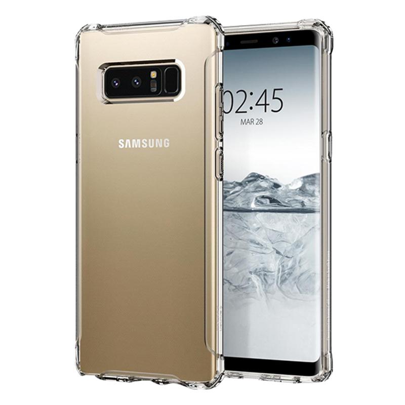 Ốp Lưng Spigen Rugged Crystal Cho Samsung Galaxy Note 8 - Hàng Chính Hãng