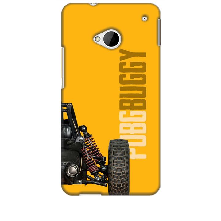 Ốp lưng dành cho điện thoại HTC M7 hinh PUBG Mẫu 05
