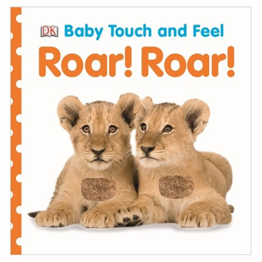 Baby Touch and Feel Roar! Roar! - 1231384 , 2758822239891 , 62_5253499 , 134000 , Baby-Touch-and-Feel-Roar-Roar-62_5253499 , tiki.vn , Baby Touch and Feel Roar! Roar!