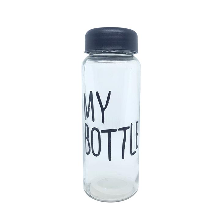 Bình Thủy Tinh Đựng Nước My Bottle 500ml - 9462432 , 5964357257690 , 62_16891467 , 45000 , Binh-Thuy-Tinh-Dung-Nuoc-My-Bottle-500ml-62_16891467 , tiki.vn , Bình Thủy Tinh Đựng Nước My Bottle 500ml