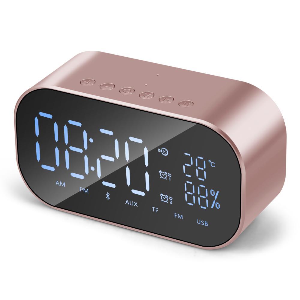 Đồng Hồ Báo Thức Bluetooth Mini Không Dây Âm Thanh Nổi Màn Hình LCD Cầm Tay - 16103763 , 7860421588661 , 62_22115655 , 568500 , Dong-Ho-Bao-Thuc-Bluetooth-Mini-Khong-Day-Am-Thanh-Noi-Man-Hinh-LCD-Cam-Tay-62_22115655 , tiki.vn , Đồng Hồ Báo Thức Bluetooth Mini Không Dây Âm Thanh Nổi Màn Hình LCD Cầm Tay