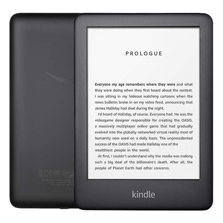 Máy Đọc Sách New Kindle Gen 10 (2019) 4GB – Hàng Chính Hãng