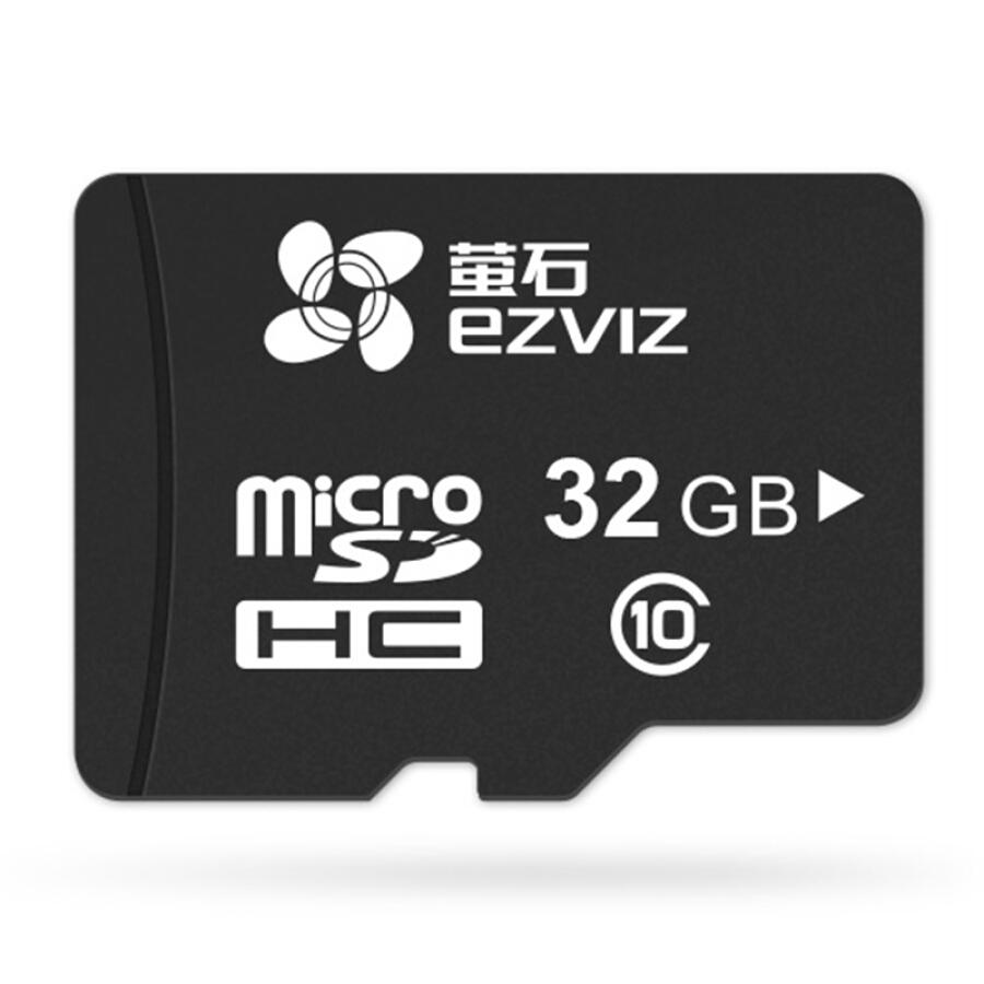 Thẻ Nhớ Micro SD (TF) 32GB - Class 10 Chuyên Dùng Cho Camera Giám Sát Thông Minh Fluorite (EZVIZ) Thương Hiệu Hai Kang Wei.