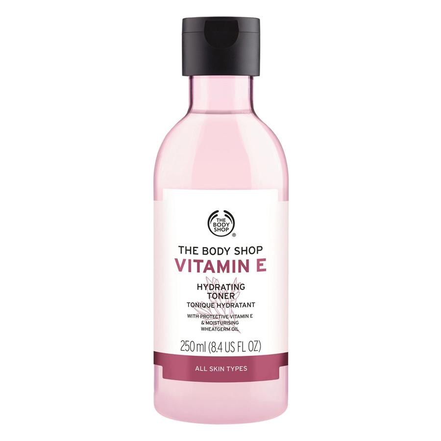 Nước Hoa Hồng Dưỡng Ẩm The Body Shop Vitamin E (250ml) - 896734 , 5028197520151 , 62_1607027 , 319000 , Nuoc-Hoa-Hong-Duong-Am-The-Body-Shop-Vitamin-E-250ml-62_1607027 , tiki.vn , Nước Hoa Hồng Dưỡng Ẩm The Body Shop Vitamin E (250ml)