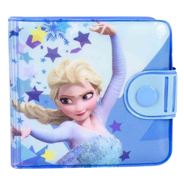 Ví Đựng Tiền Bé Gái Disney Nữ Hoàng Băng Giá Elsa FZ91 565