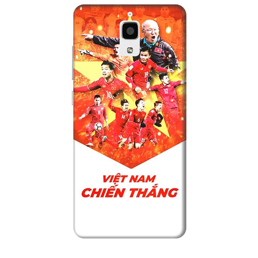 Ốp Lưng Dành Cho Xiaomi Mi 4 AFF Cup Đội Tuyển Việt Nam Mẫu 3