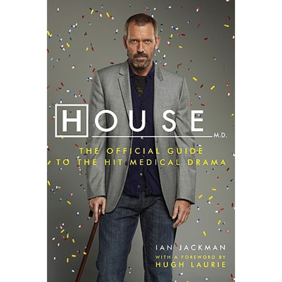 House M.D.: The Official Guide to the Hit Medical Drama - 1233052 , 8014019320594 , 62_5258007 , 404000 , House-M.D.-The-Official-Guide-to-the-Hit-Medical-Drama-62_5258007 , tiki.vn , House M.D.: The Official Guide to the Hit Medical Drama