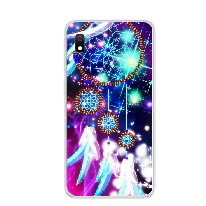 Ốp lưng dẻo cho điện thoại Samsung Galaxy A10 - 0096 DREAMCATCHER09 - Hàng Chính Hãng
