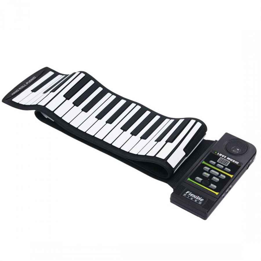 Đàn Piano Điện Tử Dẻo 88 Nốt - 1717886 , 6521272934588 , 62_11933136 , 2011000 , Dan-Piano-Dien-Tu-Deo-88-Not-62_11933136 , tiki.vn , Đàn Piano Điện Tử Dẻo 88 Nốt