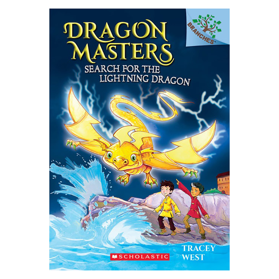 Dragon Masters Book 07: Search For The Lightning Dragon