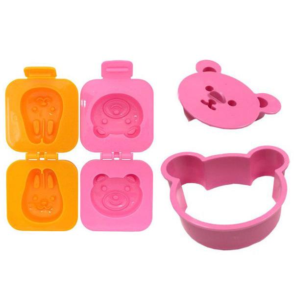 Combo Khuôn cơm, bánh mì tạo hình gấu ngộ nghĩnh và Khuôn tạo hình cơm, trứng hình gấu và thỏ nội địa Nhật Bản - 1102162 , 6973092798381 , 62_10065539 , 160000 , Combo-Khuon-com-banh-mi-tao-hinh-gau-ngo-nghinh-va-Khuon-tao-hinh-com-trung-hinh-gau-va-tho-noi-dia-Nhat-Ban-62_10065539 , tiki.vn , Combo Khuôn cơm, bánh mì tạo hình gấu ngộ nghĩnh và Khuôn tạo hình c