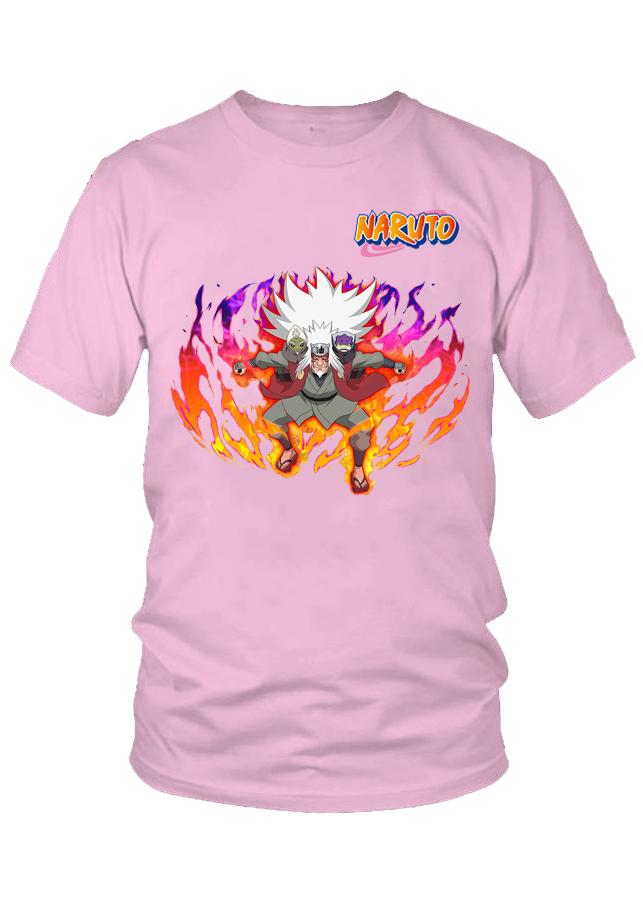 Áo thun nam Naruto Jiraiya đẹp M9