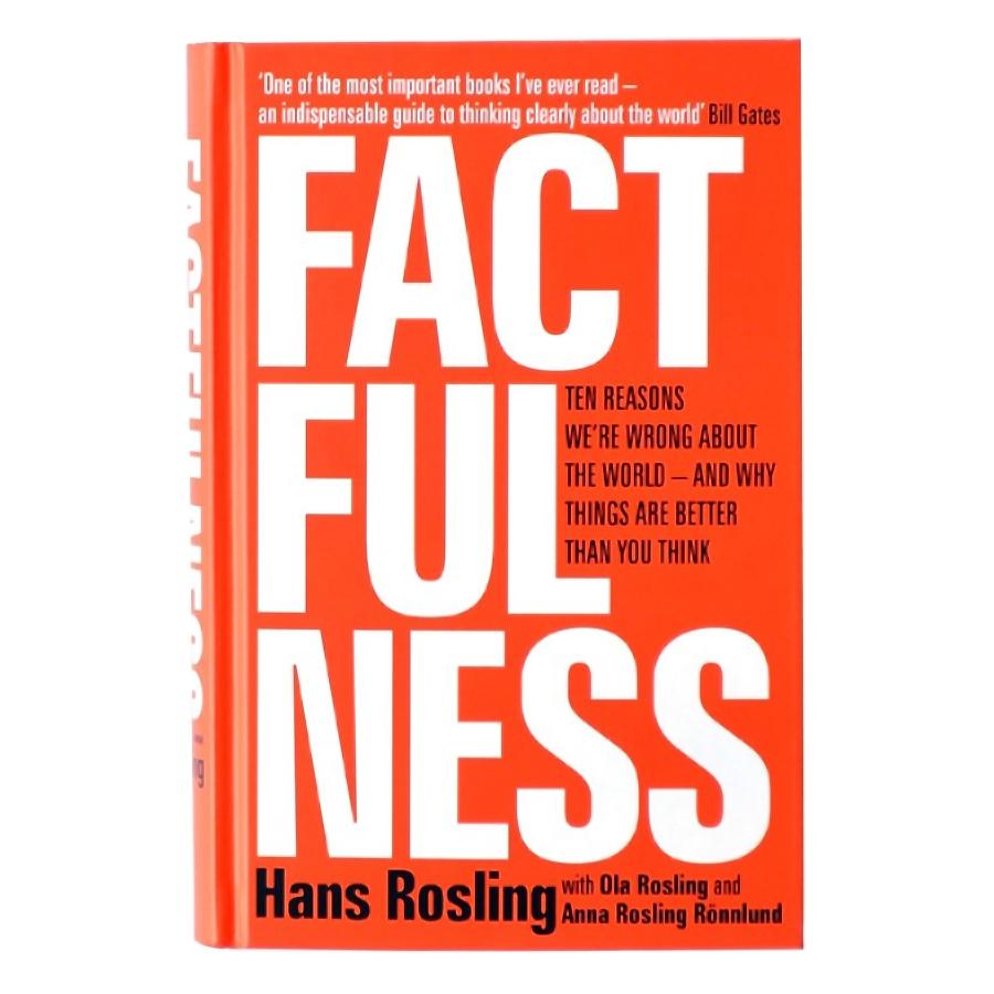 Factfulness (Uk) - 1600862 , 1070839448723 , 62_10755124 , 534000 , Factfulness-Uk-62_10755124 , tiki.vn , Factfulness (Uk)