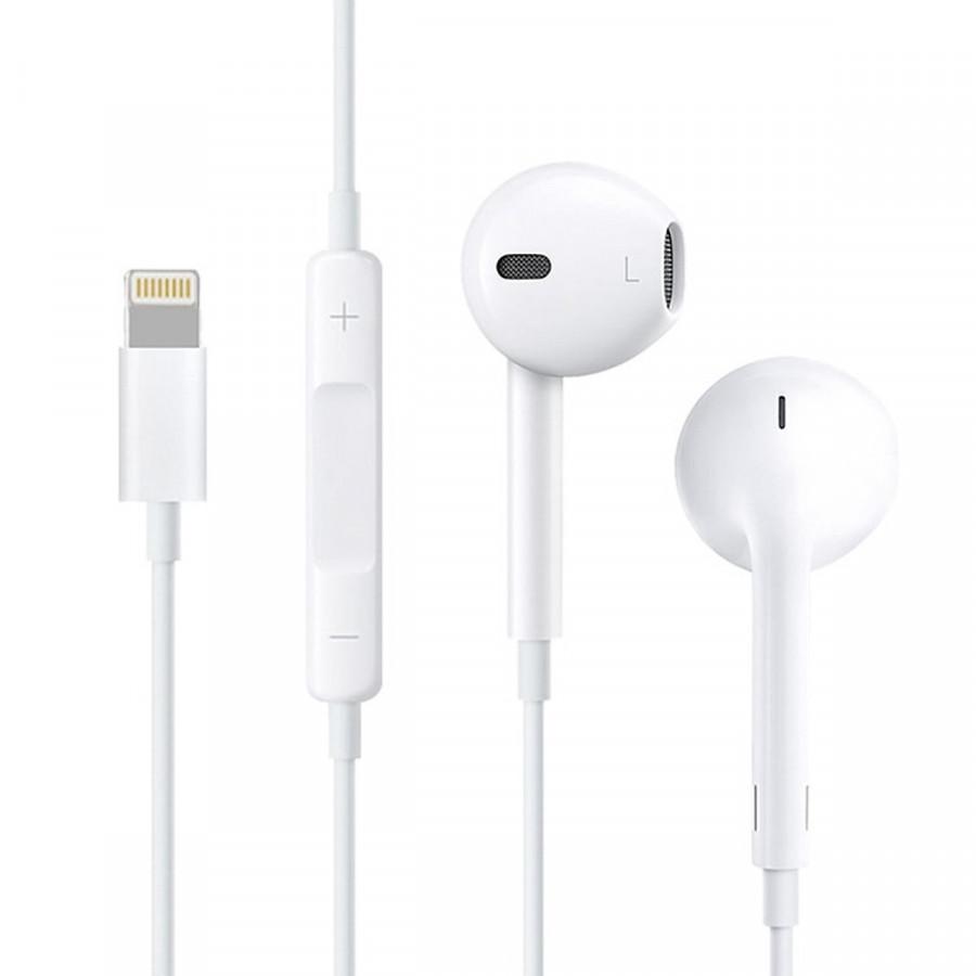 Tai Nghe Dây Hoco L7 Chân Lightning Cho Iphone 7,7P,8,8P,X - Hàng Chính Hãng
