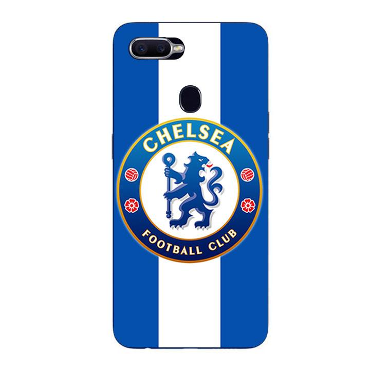 Ốp Lưng Dẻo Cho Điện thoại Oppo F9 - Clb Chelsea 01
