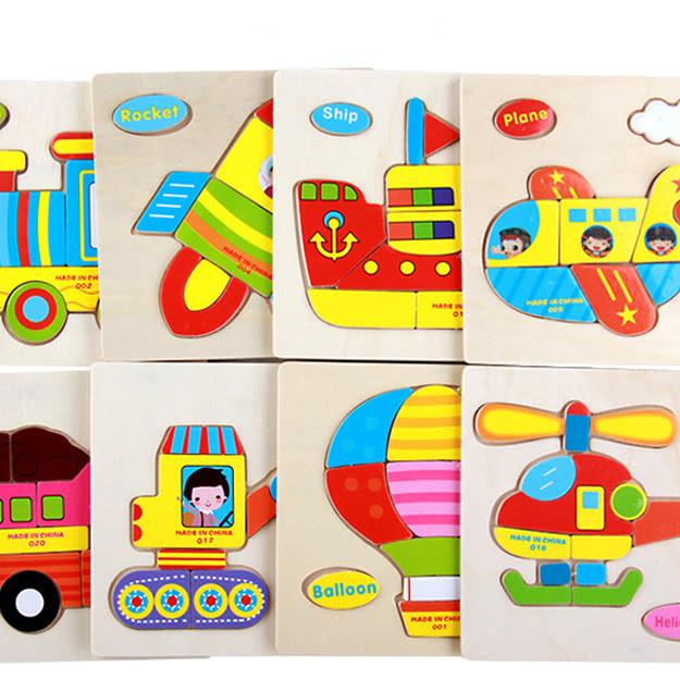 Combo 5 trang ghép cho trẻ từ 1 đến 4 tuổi