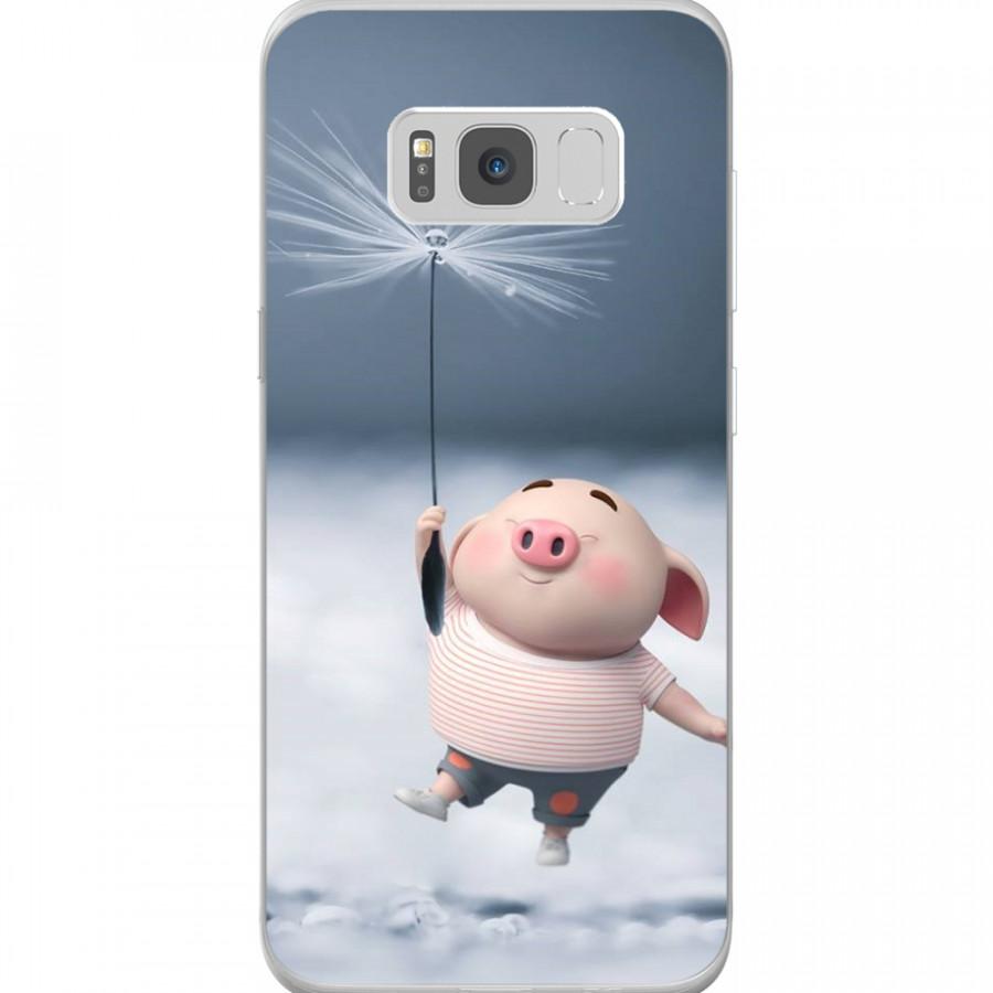 Ốp Lưng Cho Điện Thoại Samsung Galaxy S8 Plus - Mẫu aheocon 81