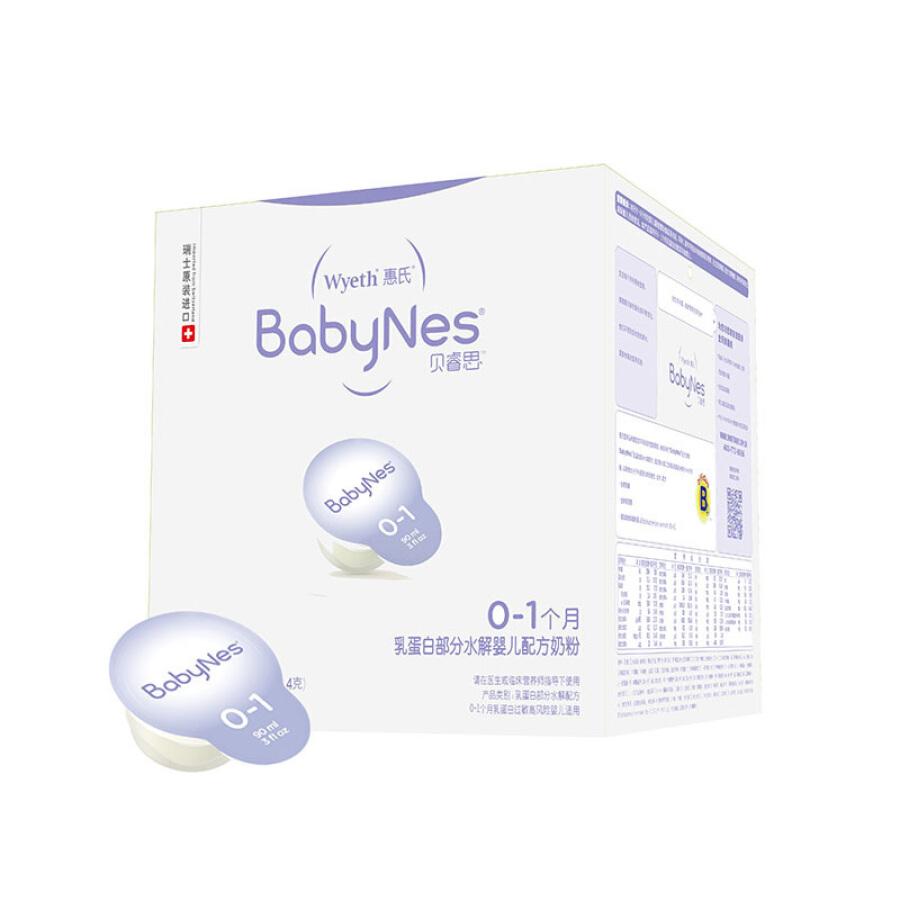 Sữa Bột Em Bé Wyeth BabyNes 90ml 0-1 Tháng - 1608032 , 9070632589984 , 62_9085357 , 1383000 , Sua-Bot-Em-Be-Wyeth-BabyNes-90ml-0-1-Thang-62_9085357 , tiki.vn , Sữa Bột Em Bé Wyeth BabyNes 90ml 0-1 Tháng
