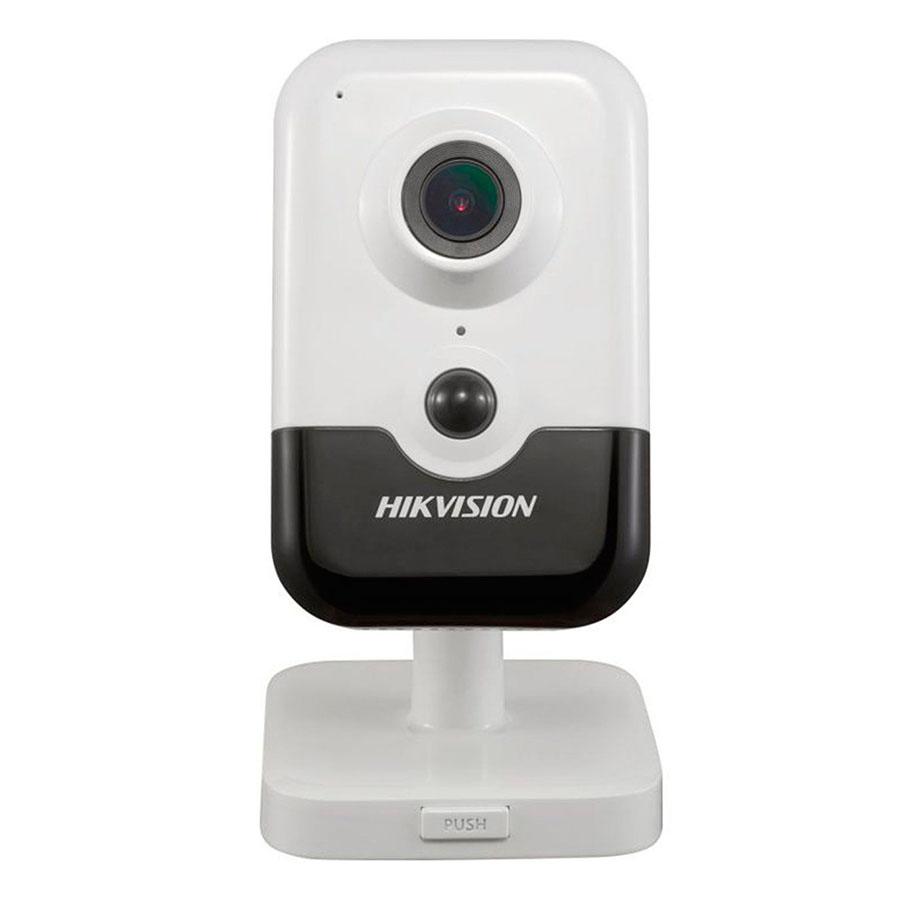 Camera IP Cube Hồng Ngoại 5.0 Mega Pixel Chuẩn Nén H.265+ Tích Hợp Wifi DS-2CD2455FWD-IW - Hàng Nhập Khẩu