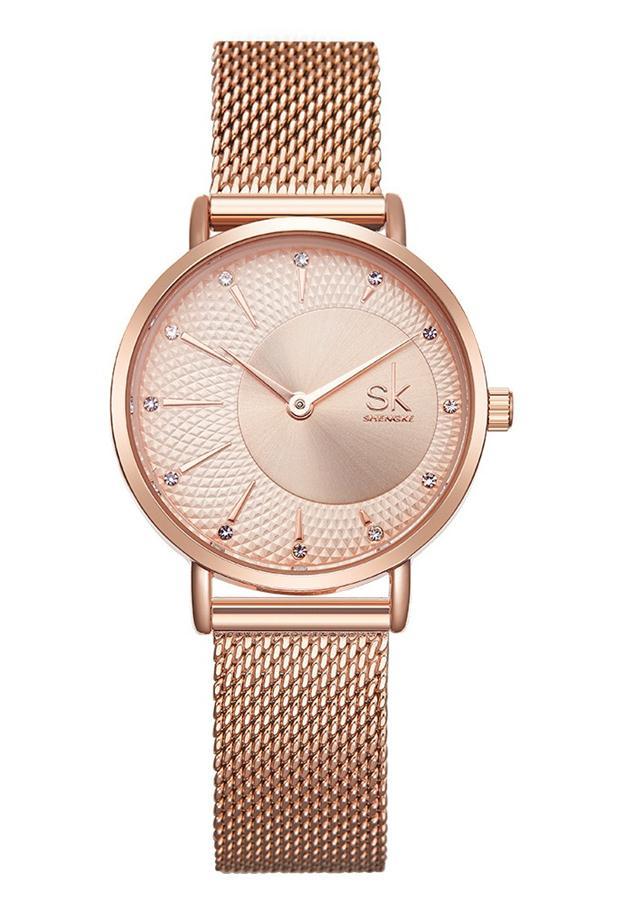 Đồng hồ nữ chính hãng Shengke Korea K0093L-03