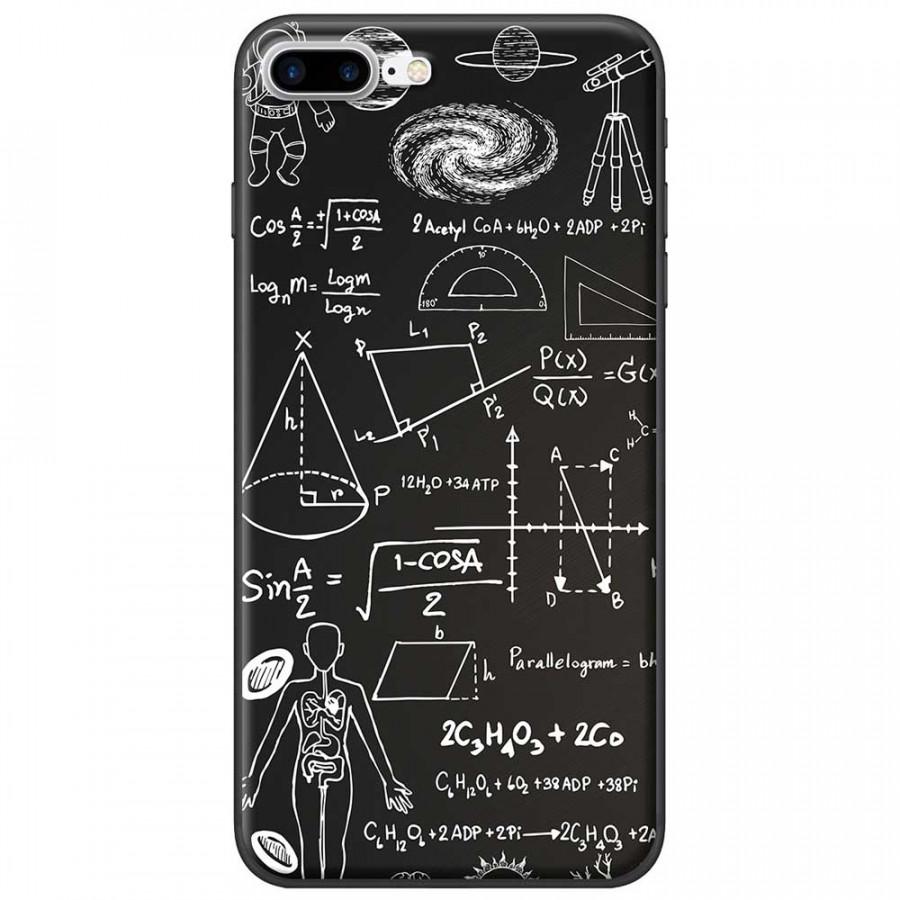 Ốp lưng dành cho iPhone 7 Plus mẫu Thiên văn học