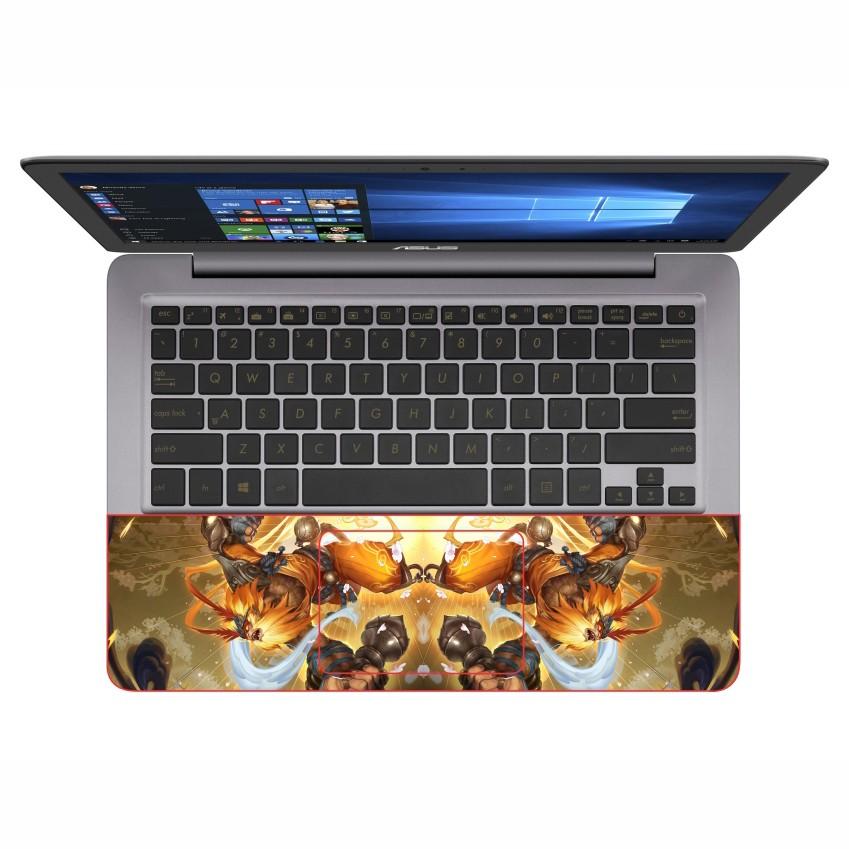 Mẫu Dán Decal Laptop Cinema - DCLTPR 076