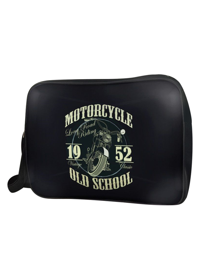 Túi Đeo Chéo Unisex Hộp Motorcycle 1952 TCAT020