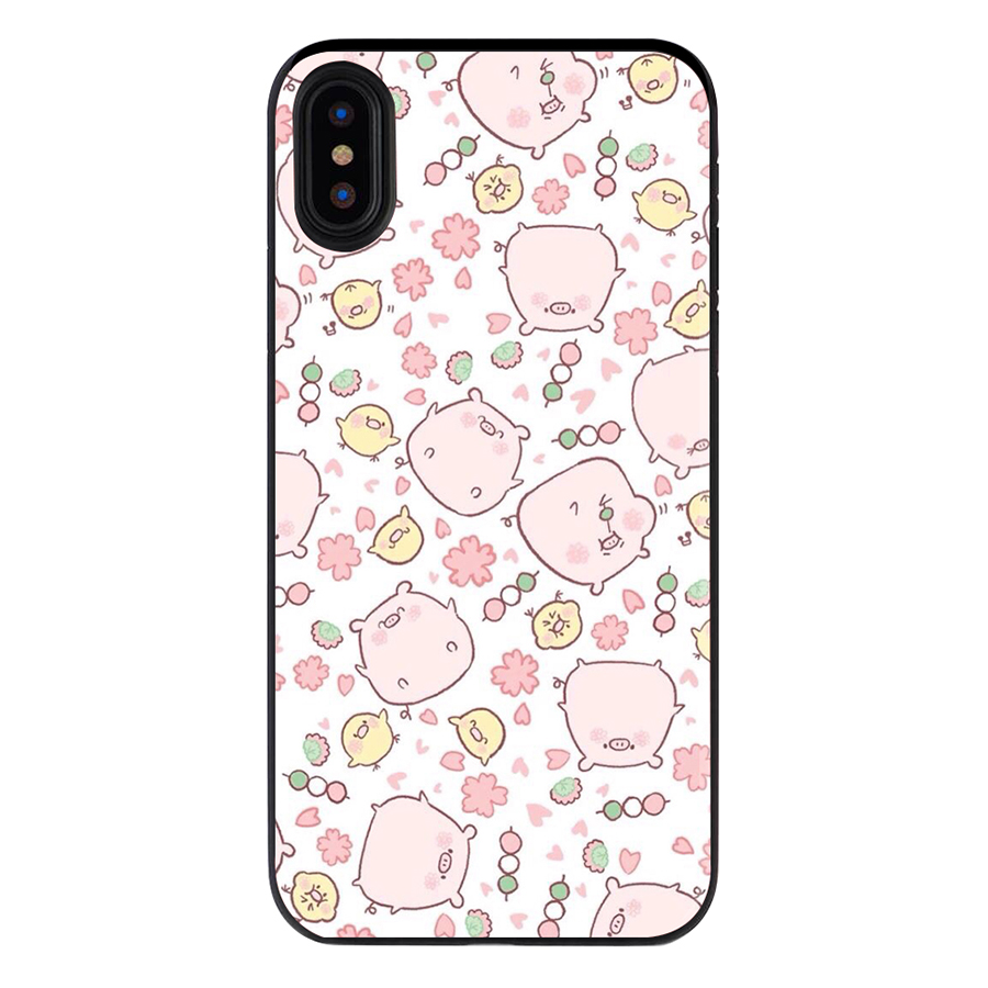 Ốp Lưng Dẻo Dành Cho Iphone X - SP16