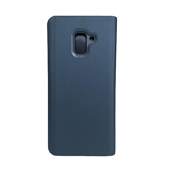 Bao Da Mặt Kiếng Dành Cho Điện Thoại Samsung A8 Plus 2018 - Xanh - 1999884 , 4091501467405 , 62_7866114 , 199000 , Bao-Da-Mat-Kieng-Danh-Cho-Dien-Thoai-Samsung-A8-Plus-2018-Xanh-62_7866114 , tiki.vn , Bao Da Mặt Kiếng Dành Cho Điện Thoại Samsung A8 Plus 2018 - Xanh