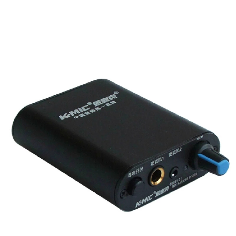 Bộ vang hát karaoke mini K-MIC  ( bộ trộn ) dùng gia đình hoặc trên ô tô - 1906051 , 7170225253956 , 62_14607551 , 750000 , Bo-vang-hat-karaoke-mini-K-MIC-bo-tron-dung-gia-dinh-hoac-tren-o-to-62_14607551 , tiki.vn , Bộ vang hát karaoke mini K-MIC  ( bộ trộn ) dùng gia đình hoặc trên ô tô