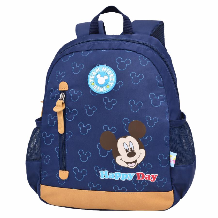 Disney (Sydney) Schoolbags Schoolbags Boys and Girls Mickey Cartoon Kids 2-6 Years Old Children
