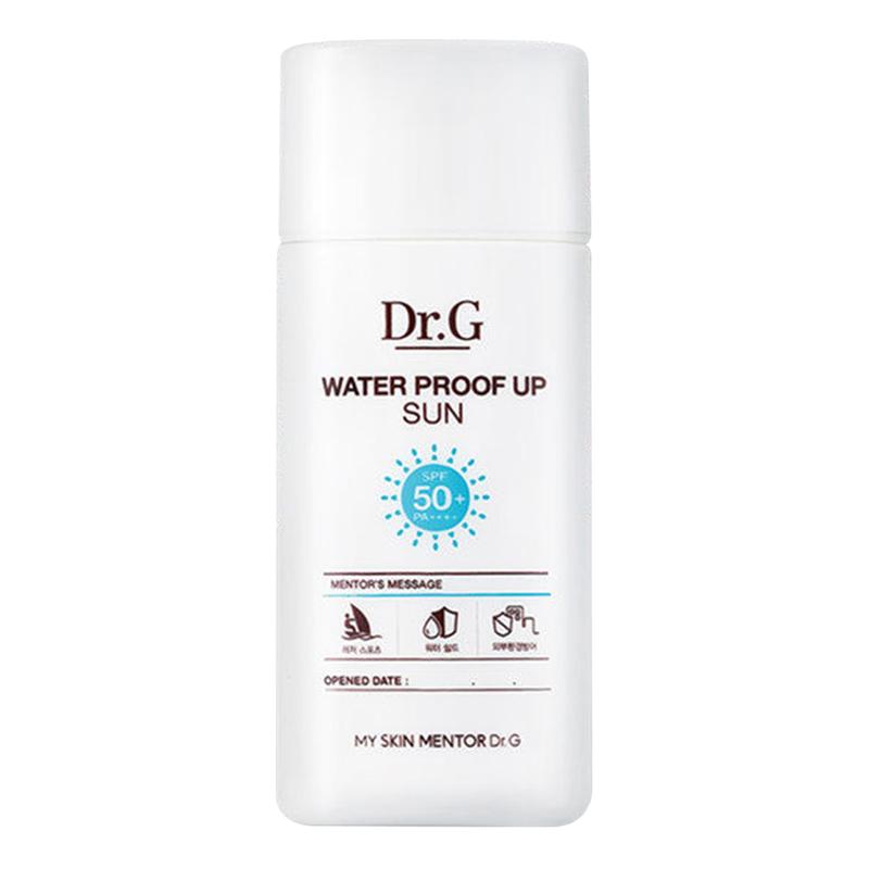 Kem Chống Nắng Chống Thấm Nước Dr.G Water Proof Up Sun Spf 50 Pa+++ MM29  (70ml)