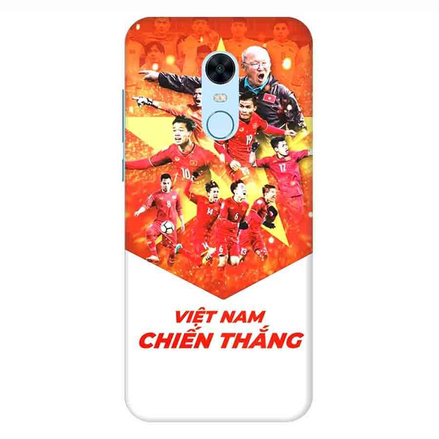 Ốp Lưng Dành Cho Xiaomi Note 5 Plus AFF Cup Đội Tuyển Việt Nam - Mẫu 4