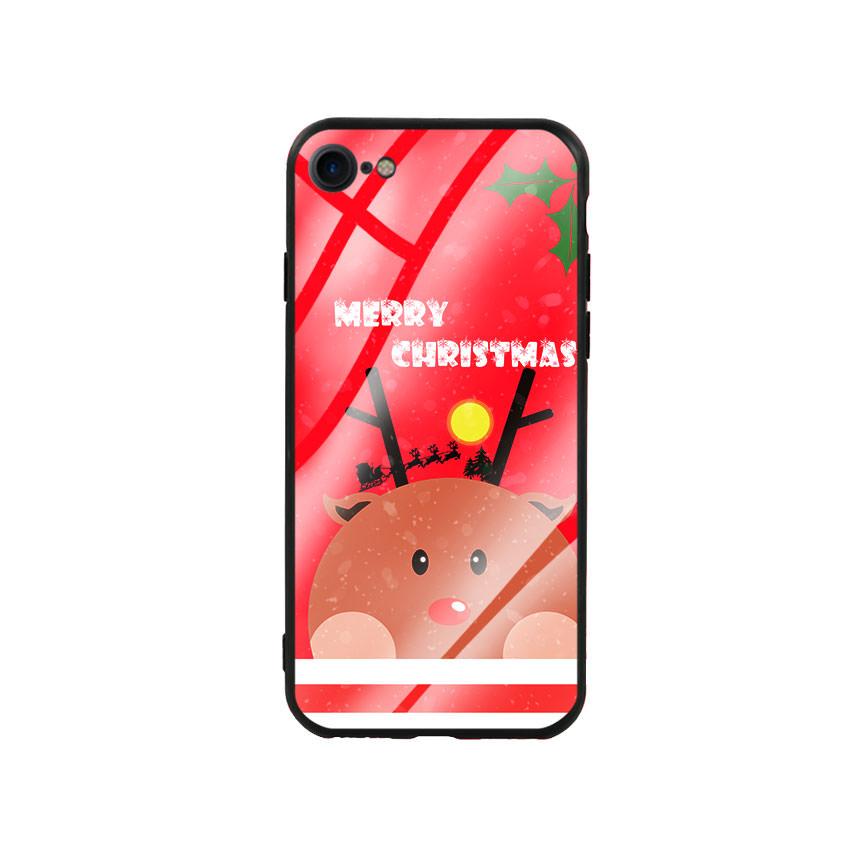 Ốp lưng kính cường lực cho điện thoại Iphone 7/8 - Noel