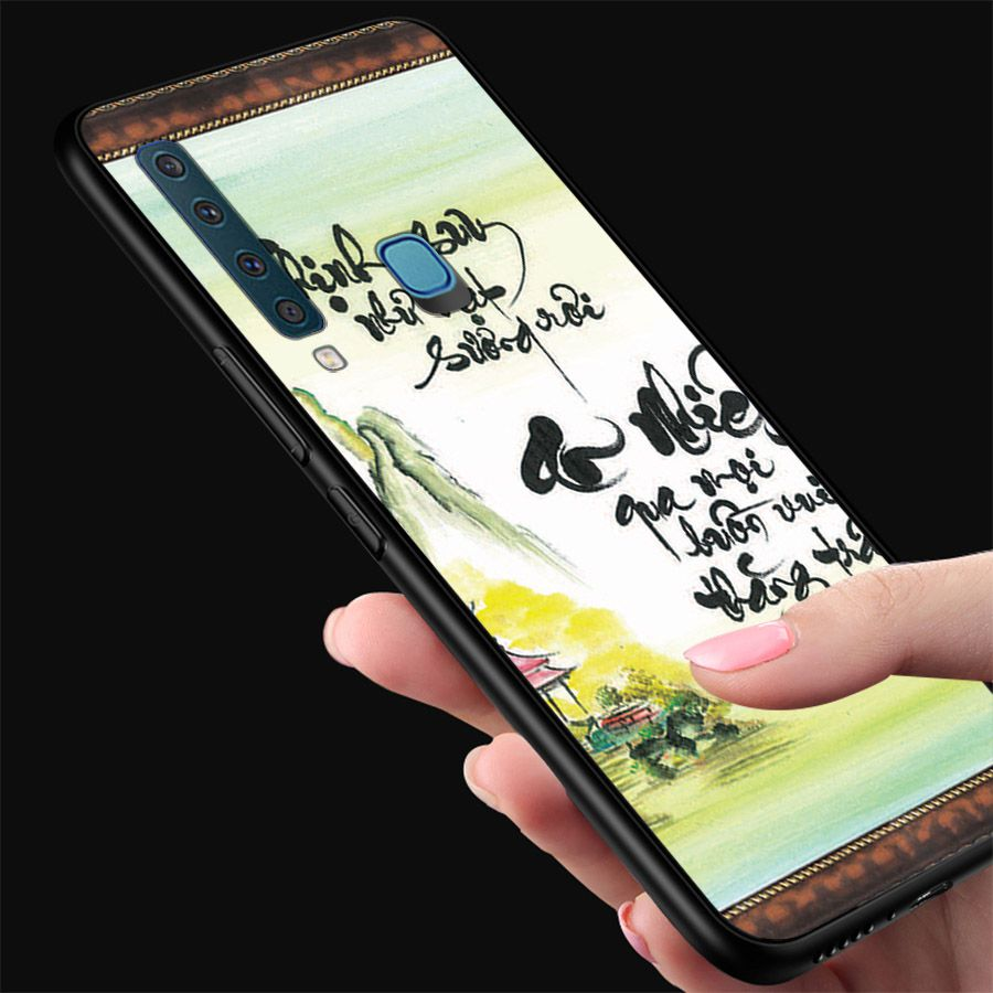 Ốp kính cường lực dành cho điện thoại Samsung Galaxy A9 2018/A9 Pro - M20 - thư pháp - tp046 - 863511 , 4791946538189 , 62_14829725 , 205000 , Op-kinh-cuong-luc-danh-cho-dien-thoai-Samsung-Galaxy-A9-2018-A9-Pro-M20-thu-phap-tp046-62_14829725 , tiki.vn , Ốp kính cường lực dành cho điện thoại Samsung Galaxy A9 2018/A9 Pro - M20 - thư pháp - tp046