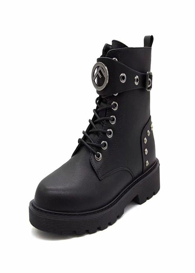 Giày Boot nữ thời trang cá tính B121 - 1011736 , 1230864554381 , 62_5834461 , 390000 , Giay-Boot-nu-thoi-trang-ca-tinh-B121-62_5834461 , tiki.vn , Giày Boot nữ thời trang cá tính B121