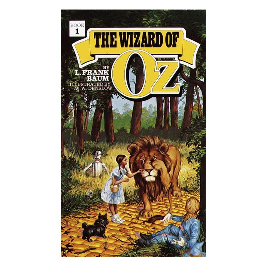 The Wizard of Oz - 1242399 , 9817463409339 , 62_5285199 , 144000 , The-Wizard-of-Oz-62_5285199 , tiki.vn , The Wizard of Oz