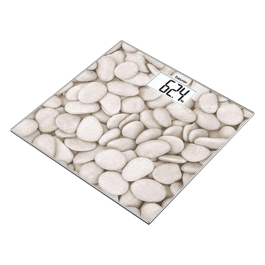 Cân Điện Tử Beurer GS203 Stone - Hàng Chính Hãng