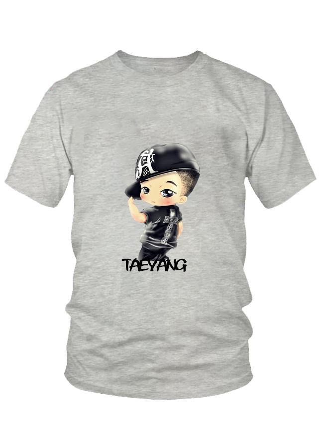 Áo thun nam thời trang cao cấp Taeyang Chibi nhóm BigBang  M7 - 2298165 , 2269381909441 , 62_14776338 , 199000 , Ao-thun-nam-thoi-trang-cao-cap-Taeyang-Chibi-nhom-BigBang-M7-62_14776338 , tiki.vn , Áo thun nam thời trang cao cấp Taeyang Chibi nhóm BigBang  M7