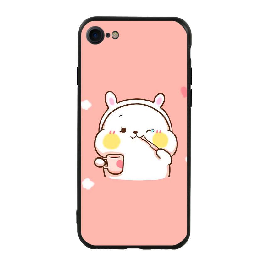 Ốp lưng viền TPU cho điện thoại Iphone 7 / Iphone 8 - Cute 06
