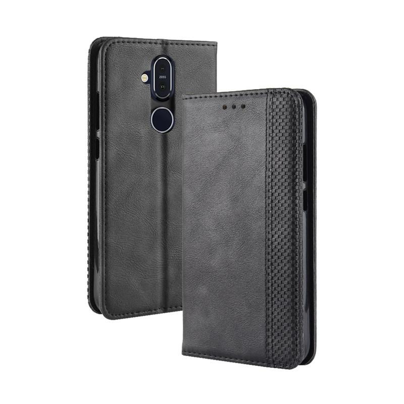 Bao da dạng ví cho Nokia 8.1 Luxury Leather - 2034776 , 8591131853532 , 62_11488360 , 180000 , Bao-da-dang-vi-cho-Nokia-8.1-Luxury-Leather-62_11488360 , tiki.vn , Bao da dạng ví cho Nokia 8.1 Luxury Leather