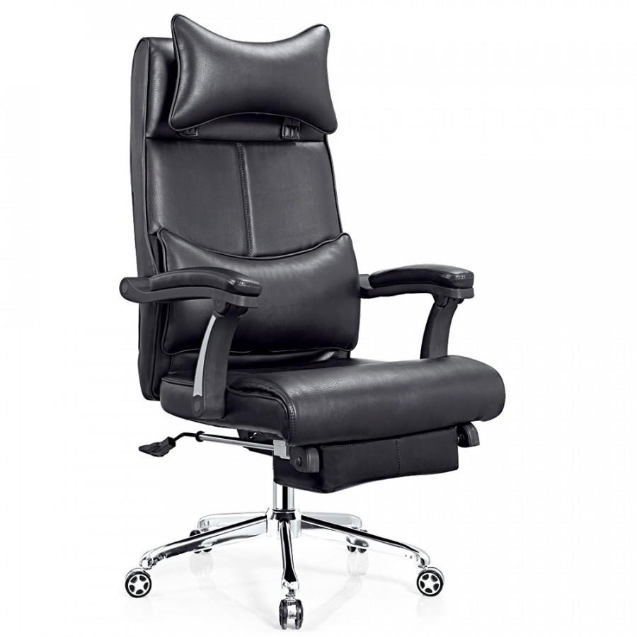 Ghế Giám Đốc GD36 Plus Tích hợp gác chân nghỉ trưa - thư giãn