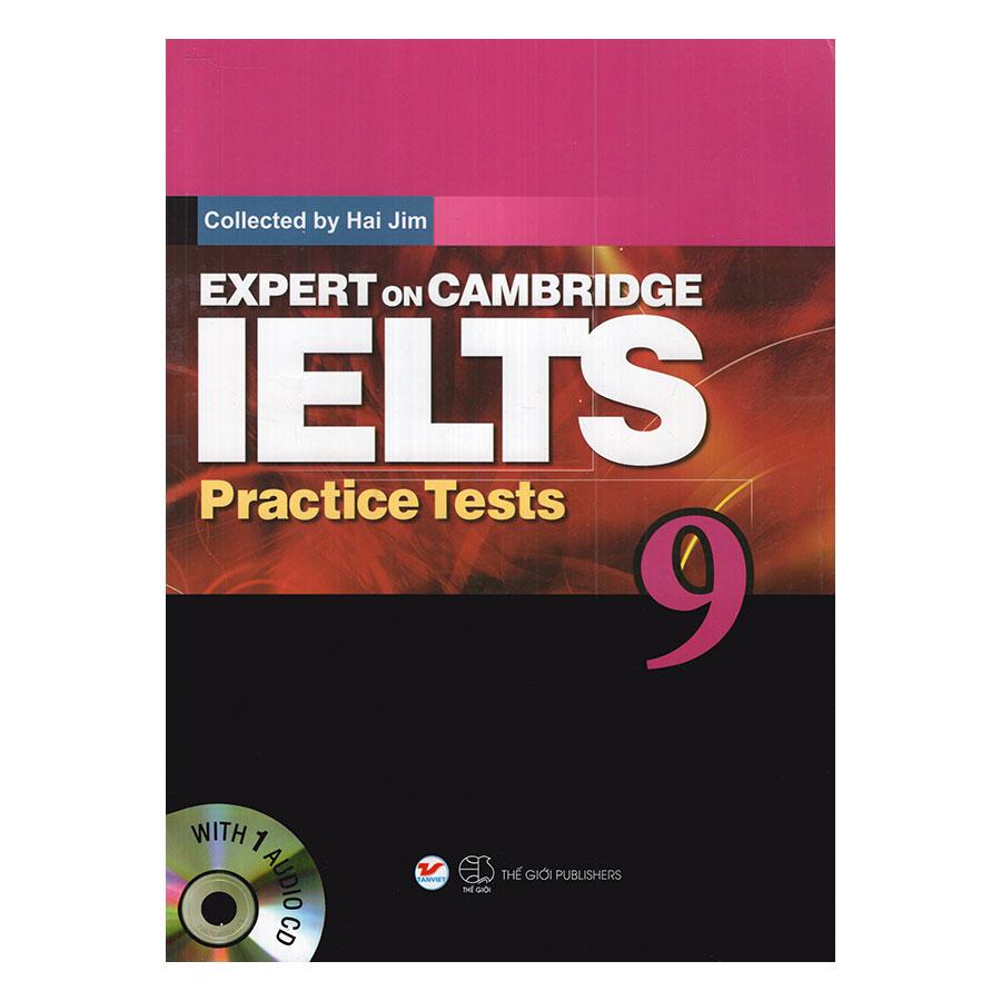 Expert On Cambridge IELTS Practice Tests 9 (Kèm CD) - 1008347 , 6629424037559 , 62_4104315 , 110000 , Expert-On-Cambridge-IELTS-Practice-Tests-9-Kem-CD-62_4104315 , tiki.vn , Expert On Cambridge IELTS Practice Tests 9 (Kèm CD)