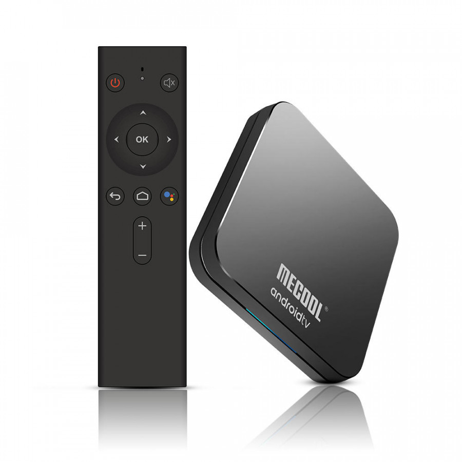 Android TV 9.0 Mecool KM9 PRO Chứng Chỉ Google Chính Chủ (Google Certificate), Amlogic S905x2 4gb/64gb, Voice Remote - Hàng Nhập...