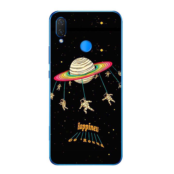 Ốp lưng dẻo cho điện thoại Huawei Y9 2019 - Space 01