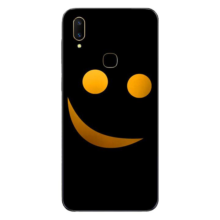 Ốp lưng dẻo cho điện thoại Vivo V11i_Smile 03