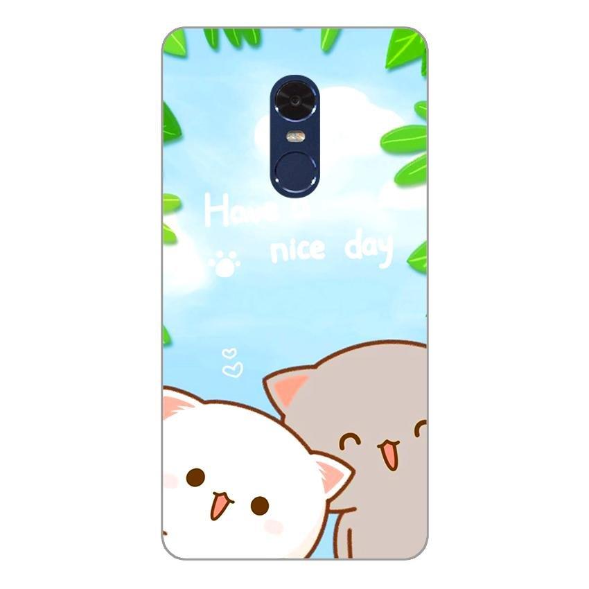 Ốp lưng dẻo cho Xiaomi Redmi Note 4 _Nice Day