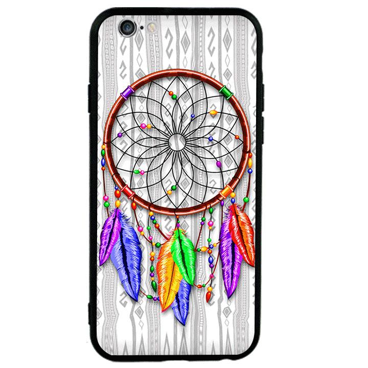 Ốp lưng nhựa cứng viền dẻo TPU cho Iphone 6 Plus - Dreamcatcher 06