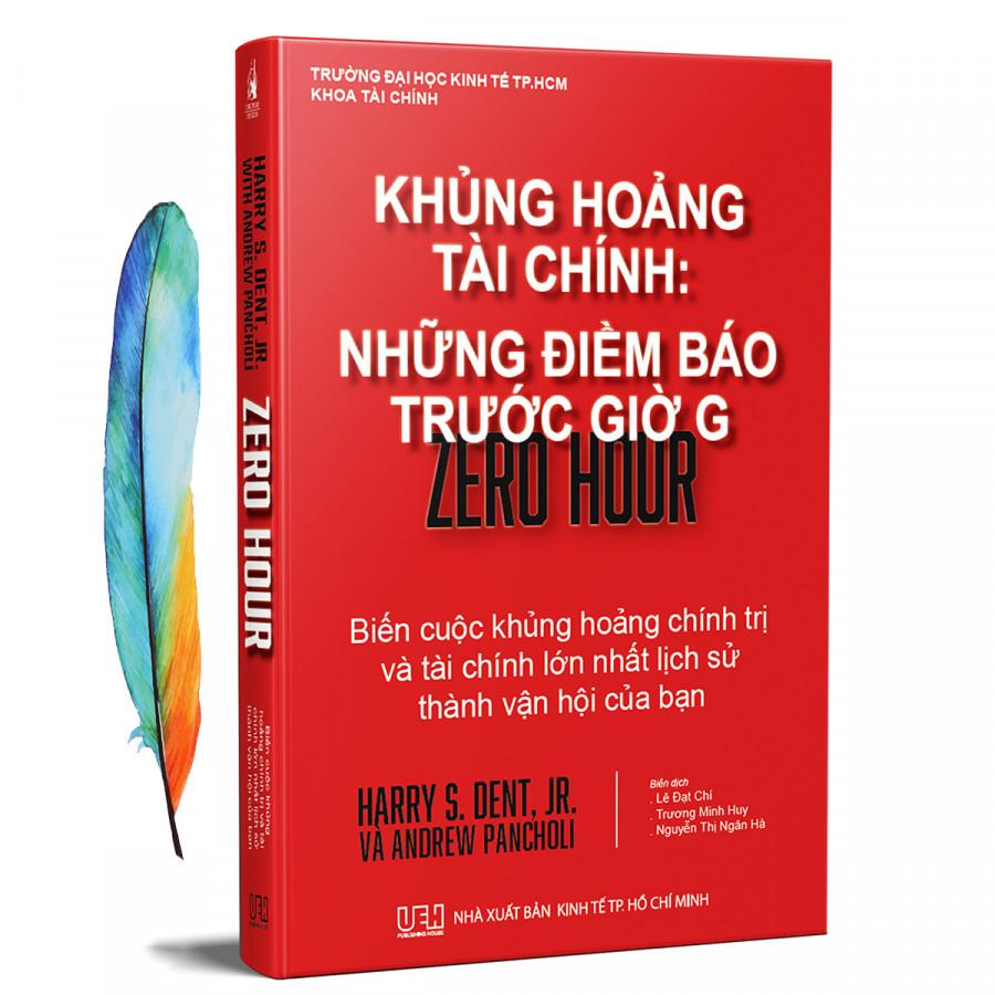 Khủng Hoảng Tài Chính: Những Điềm Báo Trước Giờ G + Tặng Kèm 01 Bookmark Lông Vũ - 1724434 , 9425228070887 , 62_11992172 , 299000 , Khung-Hoang-Tai-Chinh-Nhung-Diem-Bao-Truoc-Gio-G-Tang-Kem-01-Bookmark-Long-Vu-62_11992172 , tiki.vn , Khủng Hoảng Tài Chính: Những Điềm Báo Trước Giờ G + Tặng Kèm 01 Bookmark Lông Vũ