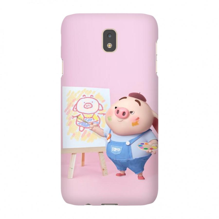 Ốp Lưng Cho Điện Thoại Samsung Galaxy J7 (2017) - Mẫu heocon 52